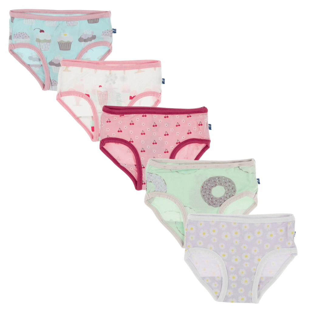 Kickee Pants Girls Underwear