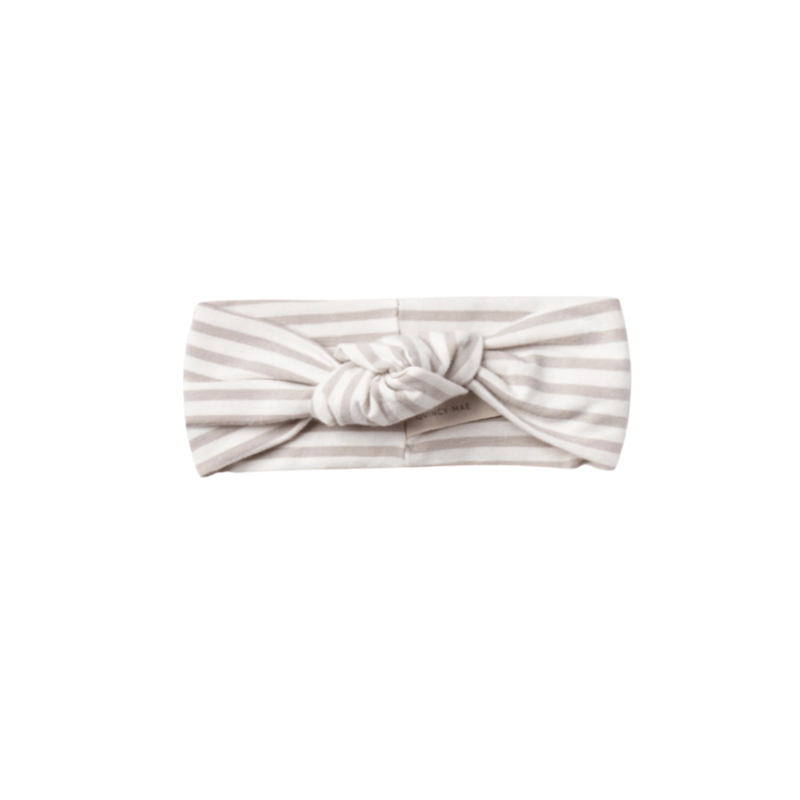 Quincy Mae Baby Turban Organic Brushed Jersey