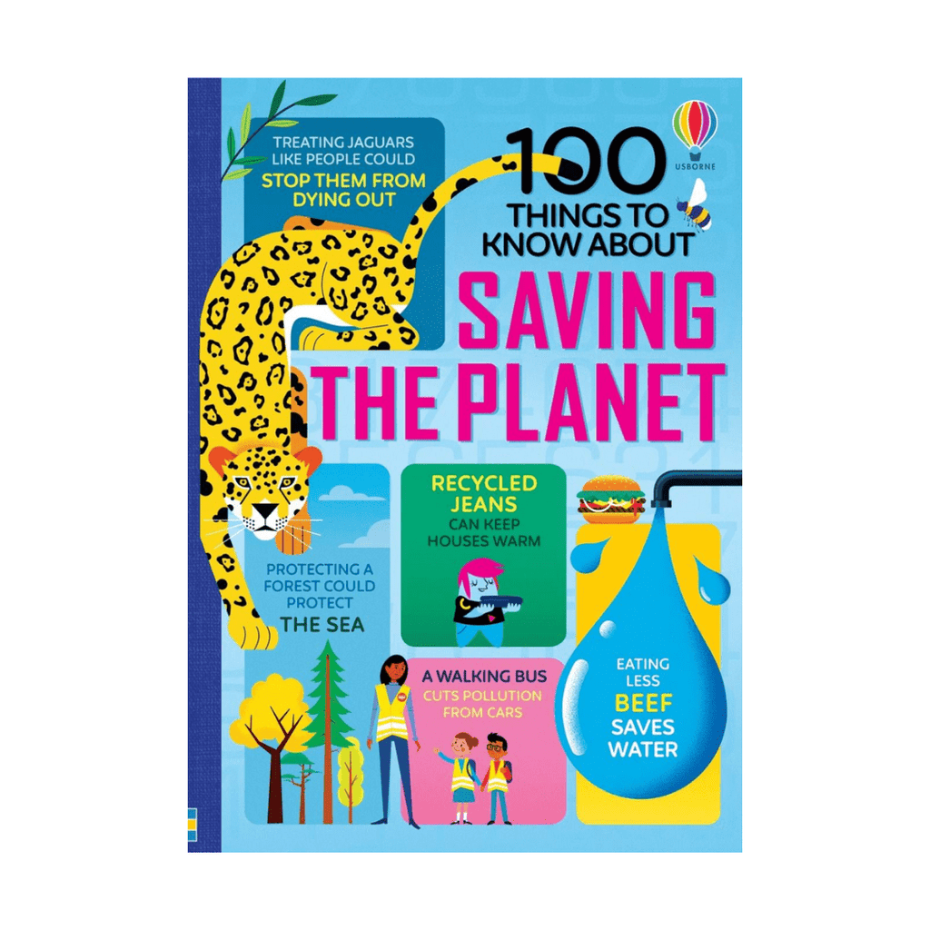 100 Things To Know About Saving The Planet Book
