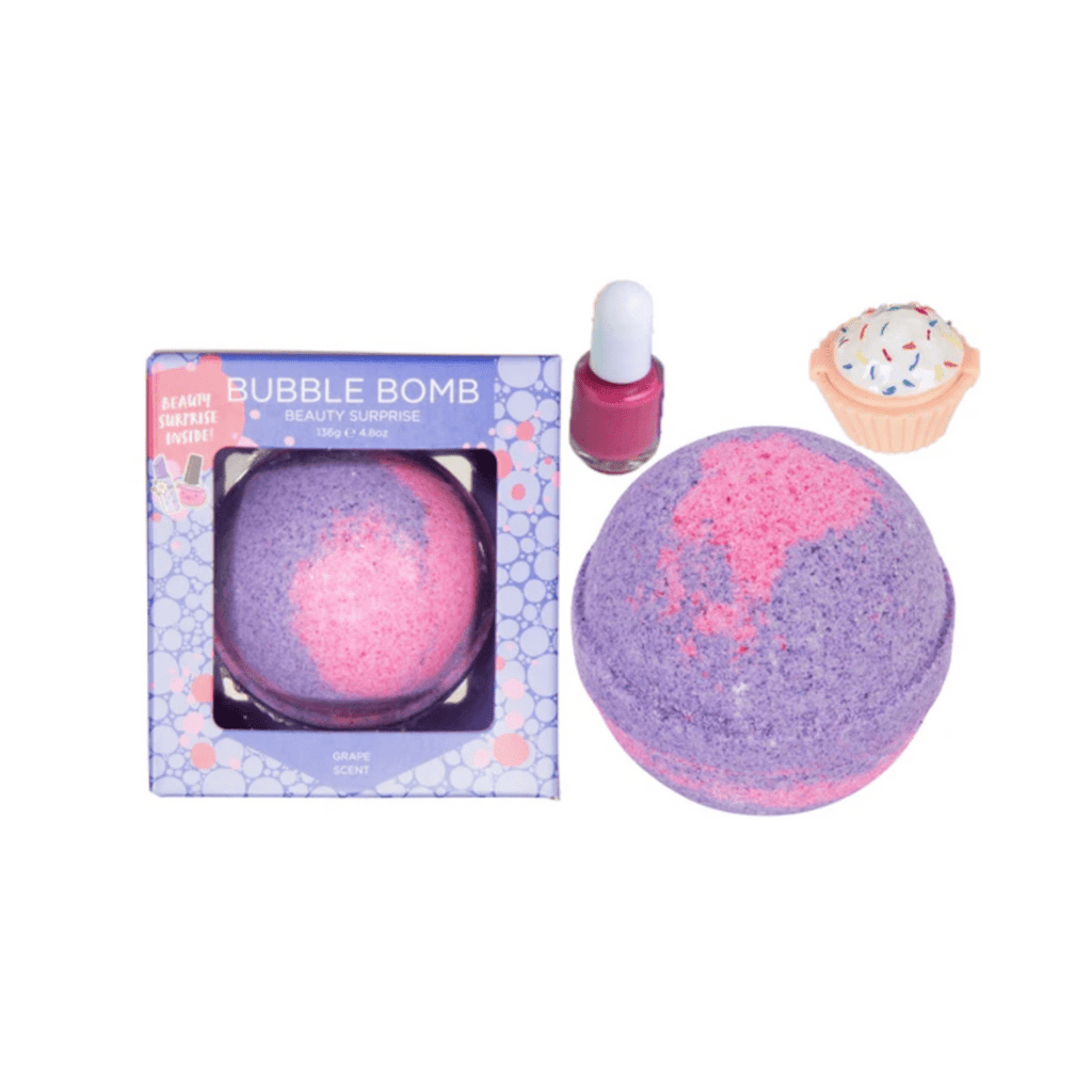 Two Sisters Beauty Surprise Bubble Bath Bomb
