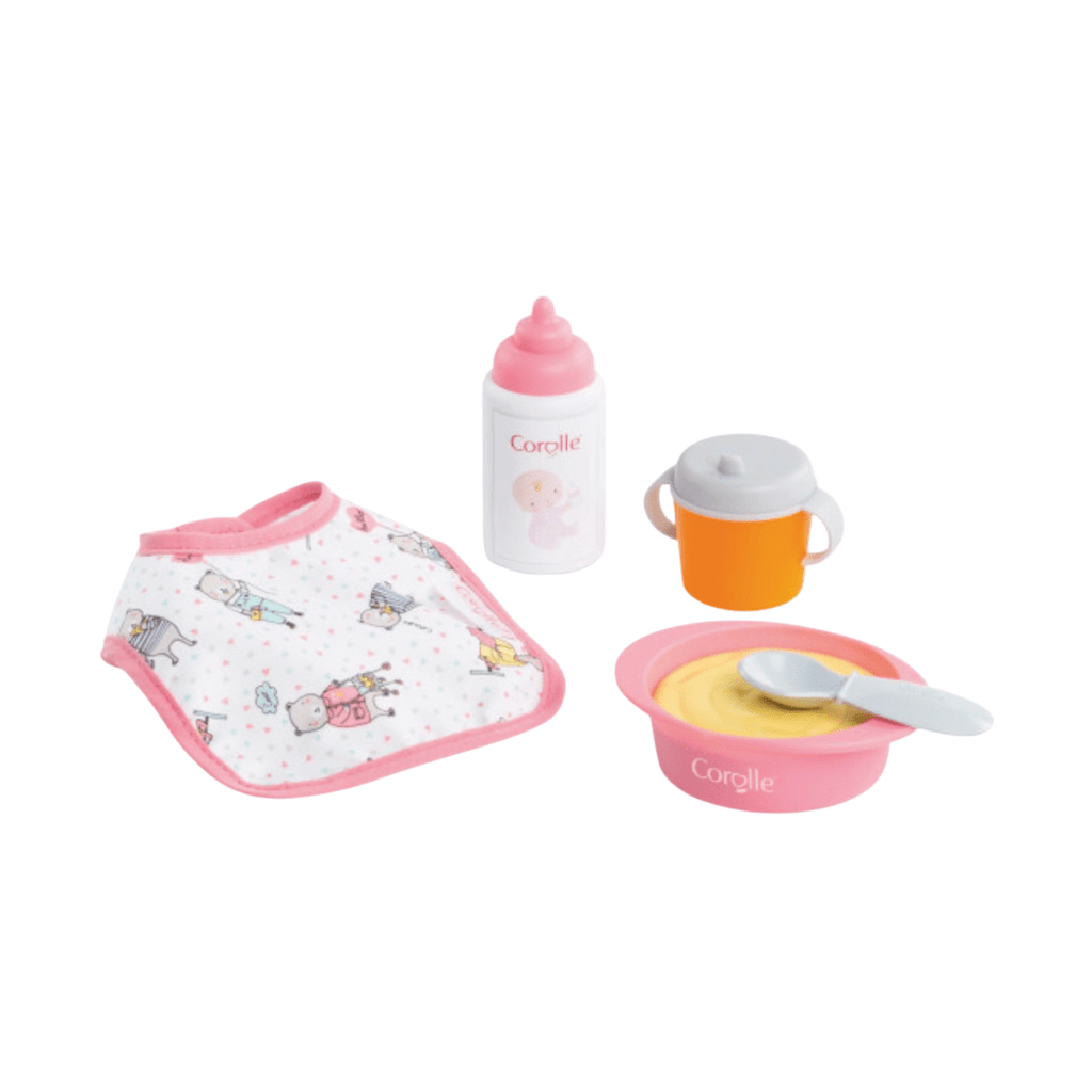 "Corolle 12"" Mealtime Set"