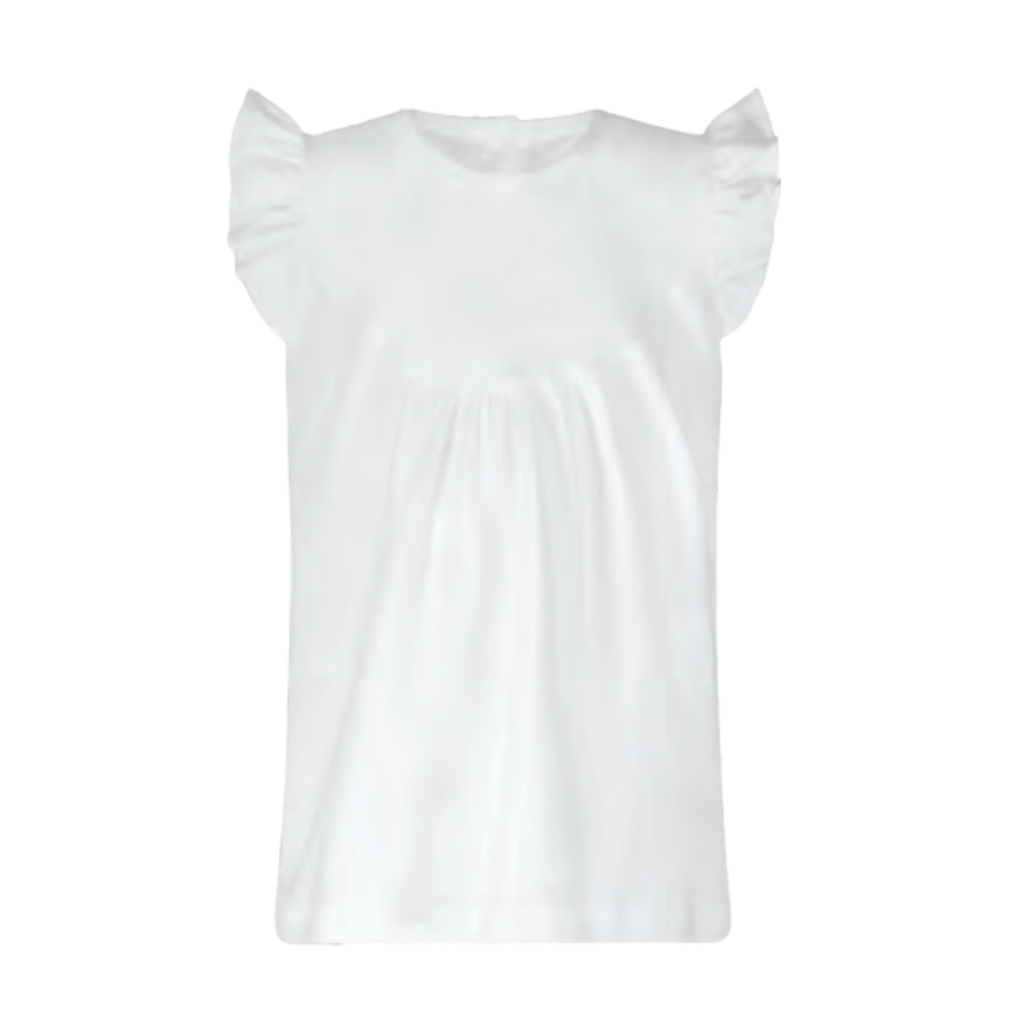 Lila+Hayes Ella Top- White