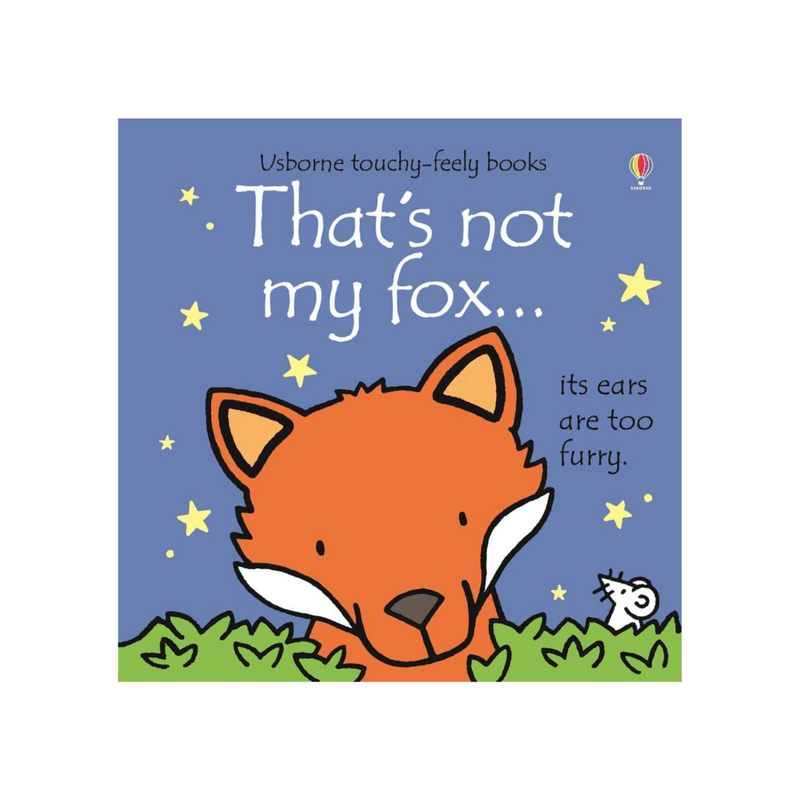 That's Not My Fox Book