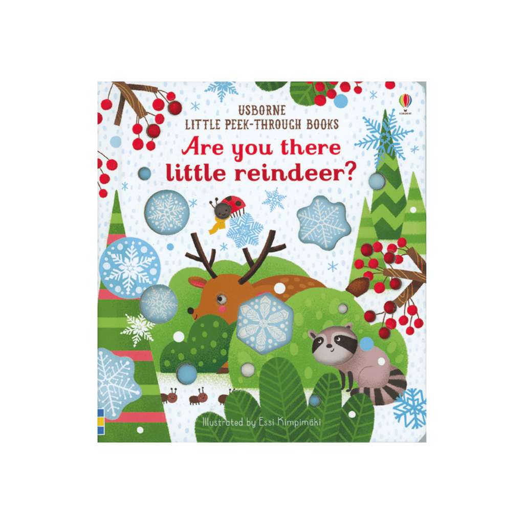 Are You There Little Reindeer? Book