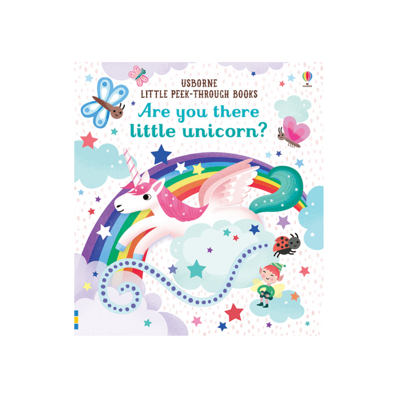 Are You There Little Unicorn? Book