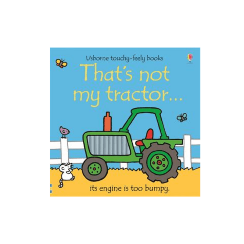 That's Not My Tractor Book