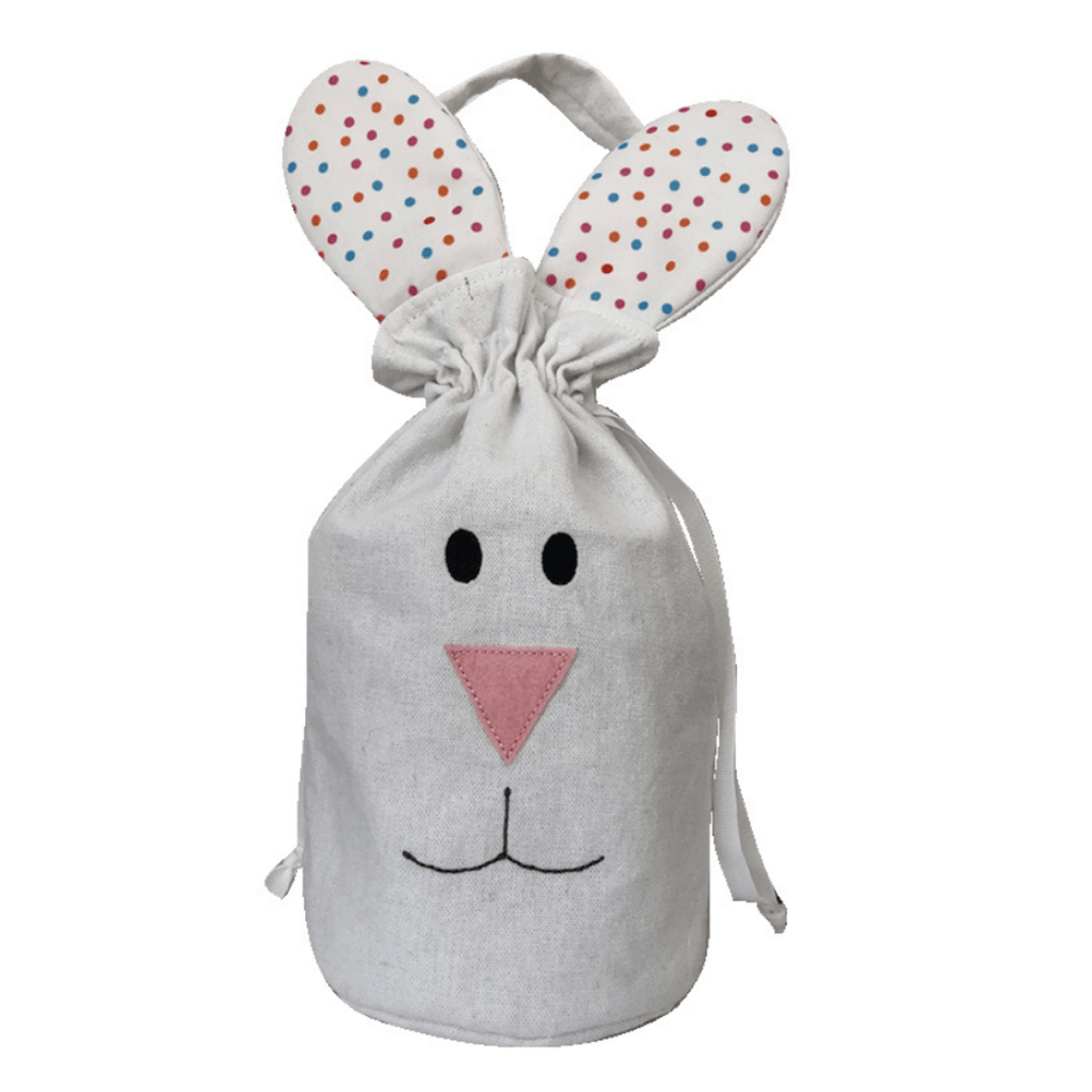Bunny Goodie Pouch- Large