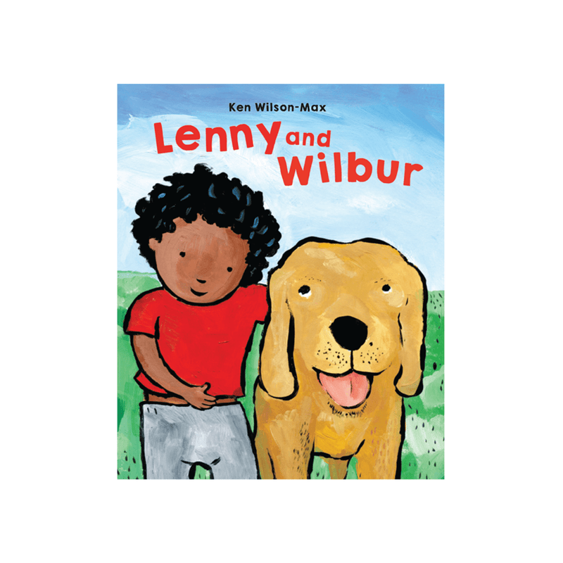 Lenny and Wilbur Book