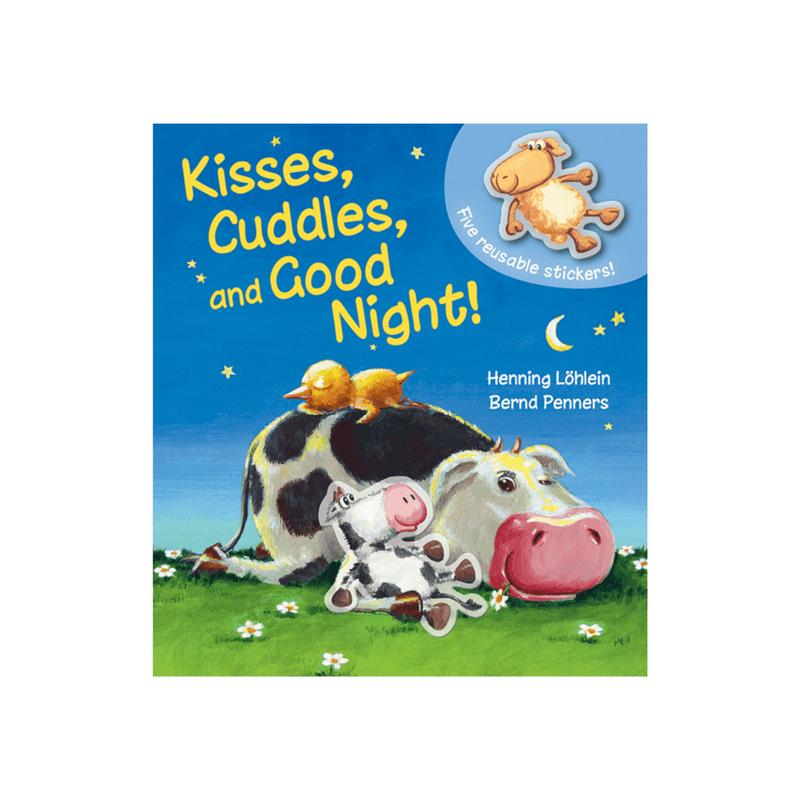 Kisses, Cuddles, and Good Night! Book
