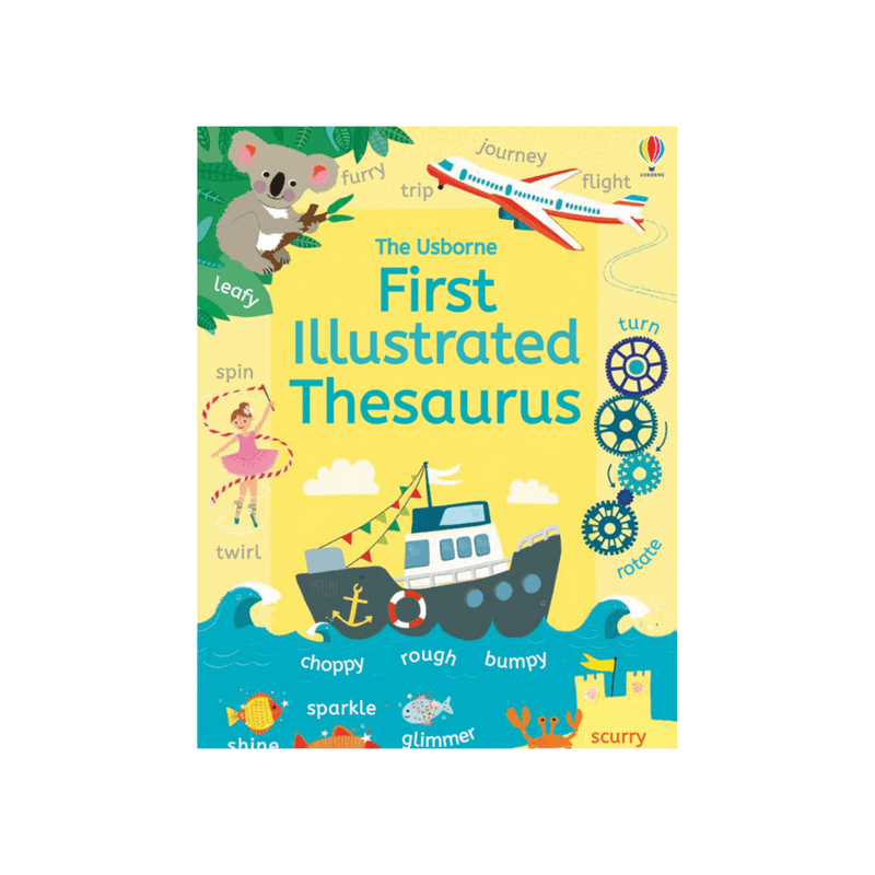 First Illustrated Thesaurus Book