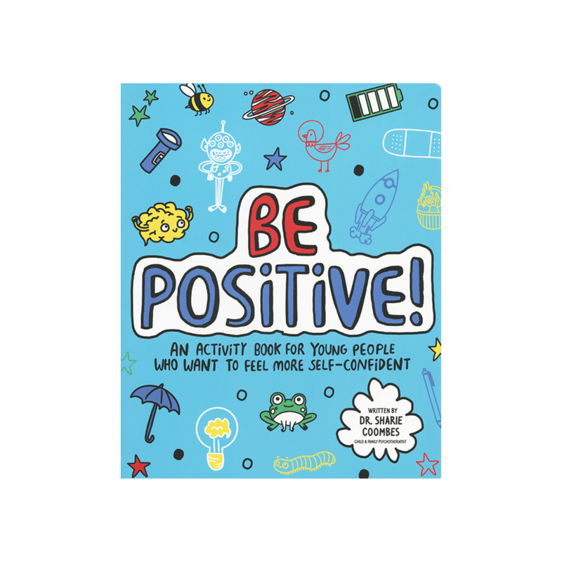 Be Positive Book