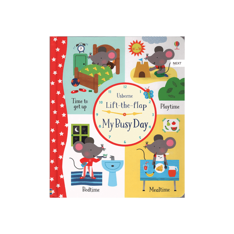 Lift the Flap- My Busy Day