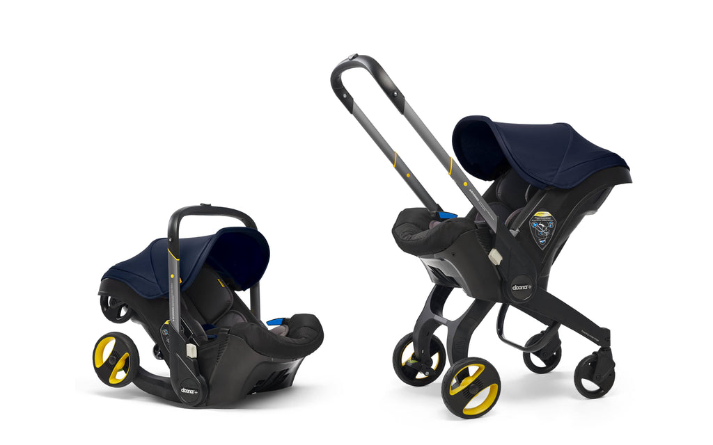 Doona Car Seat and Stroller- Royal Blue