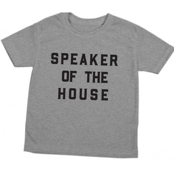 Love Bubby Tee - Speaker of the House