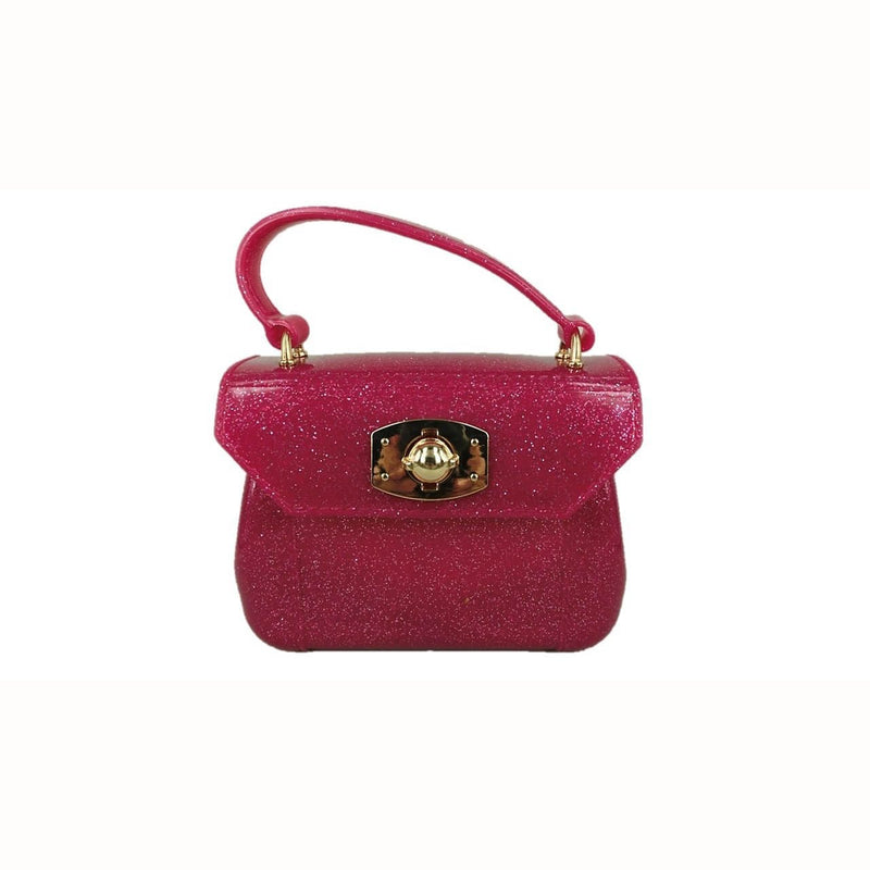 Amiana Jelly Bag - Dark Fuchsia