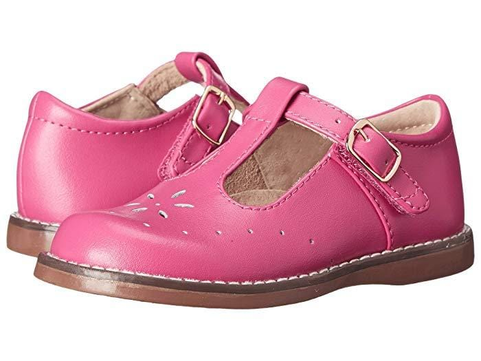 Footmates Sherry Fuchsia