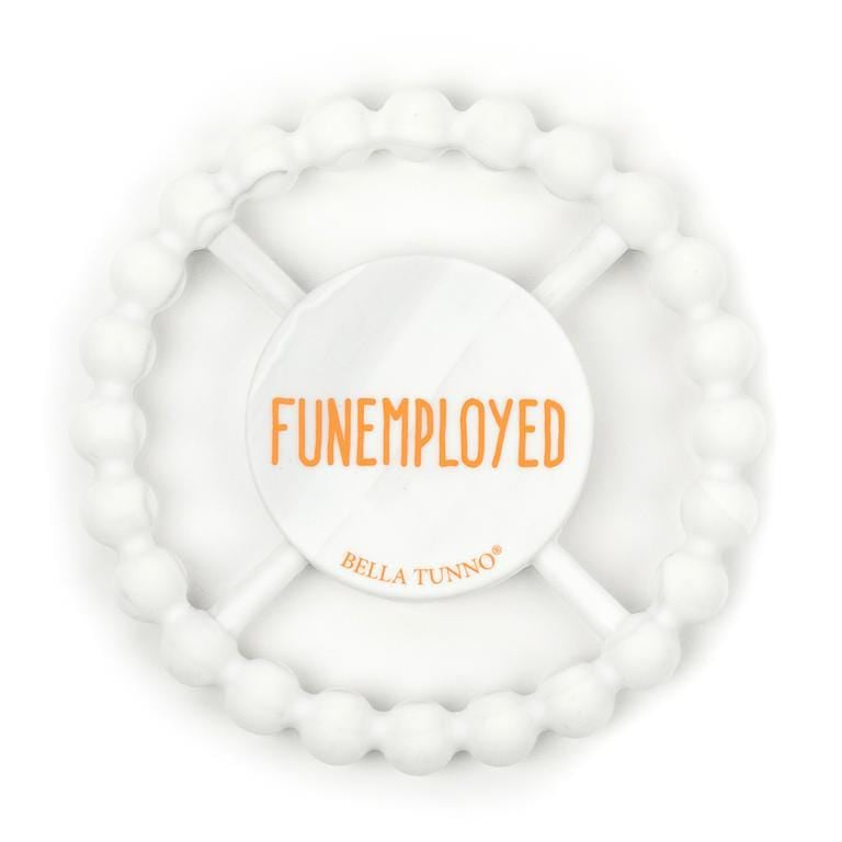 Bella Tunno Happy Teether - Funemployed