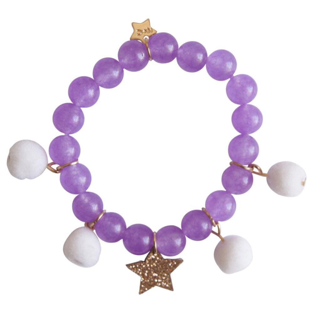 Henny and CoCo Greta Bracelet - White