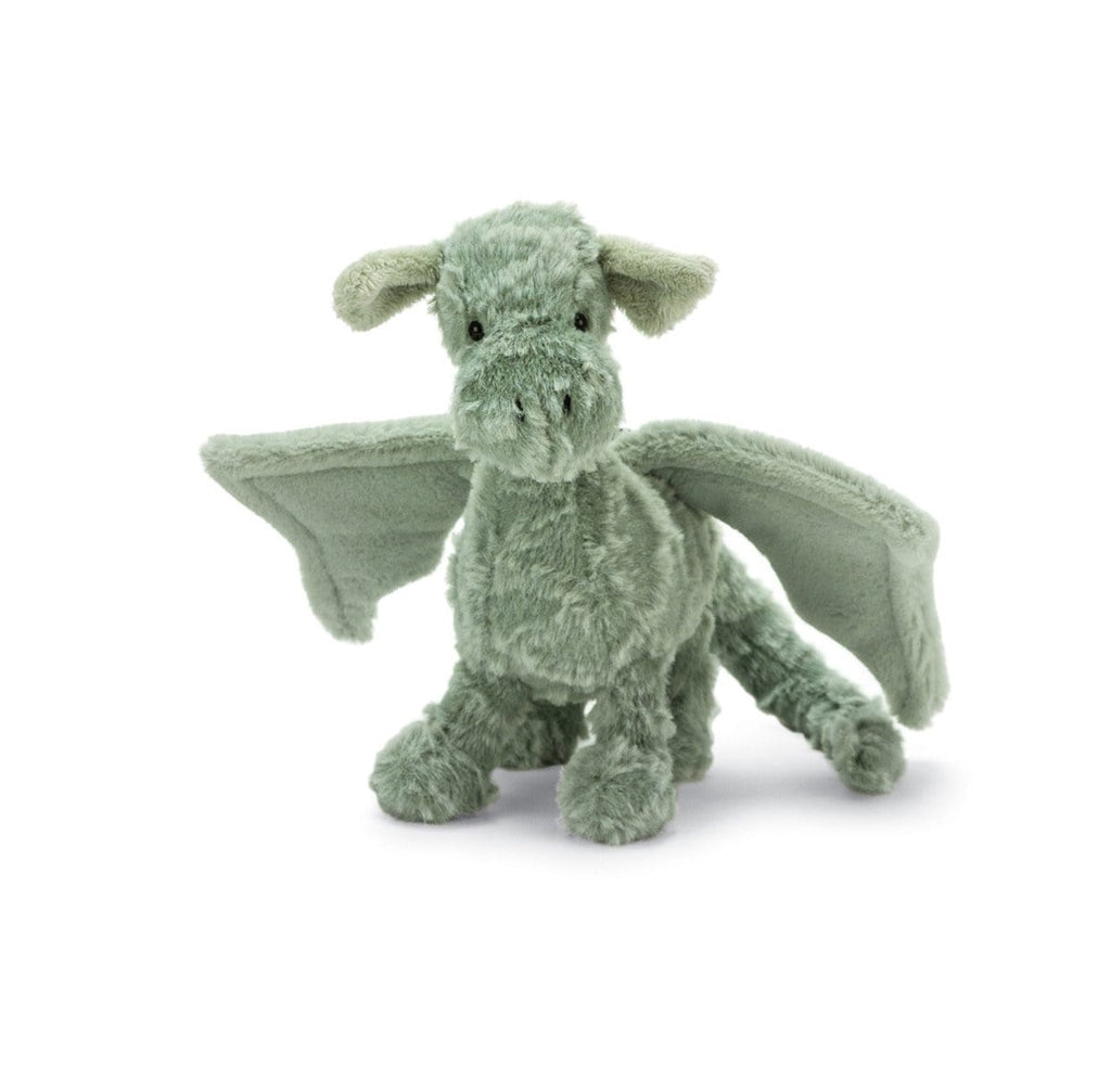 Jellycat Drake Dragon Little