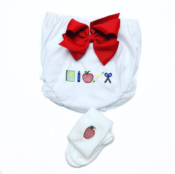Back to School Bloomers