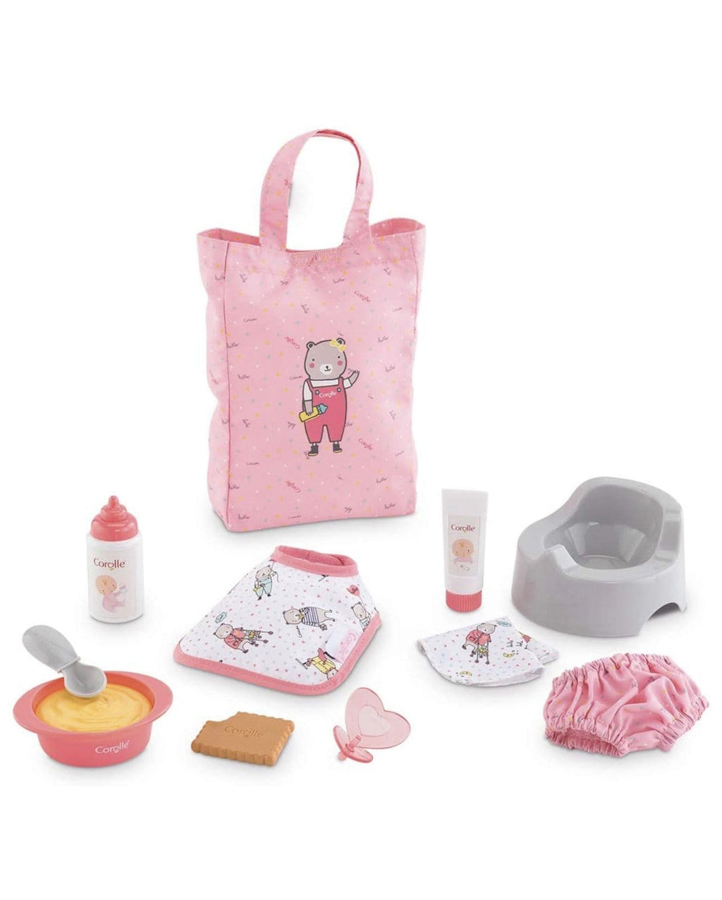 Corolle Large Accessories Set