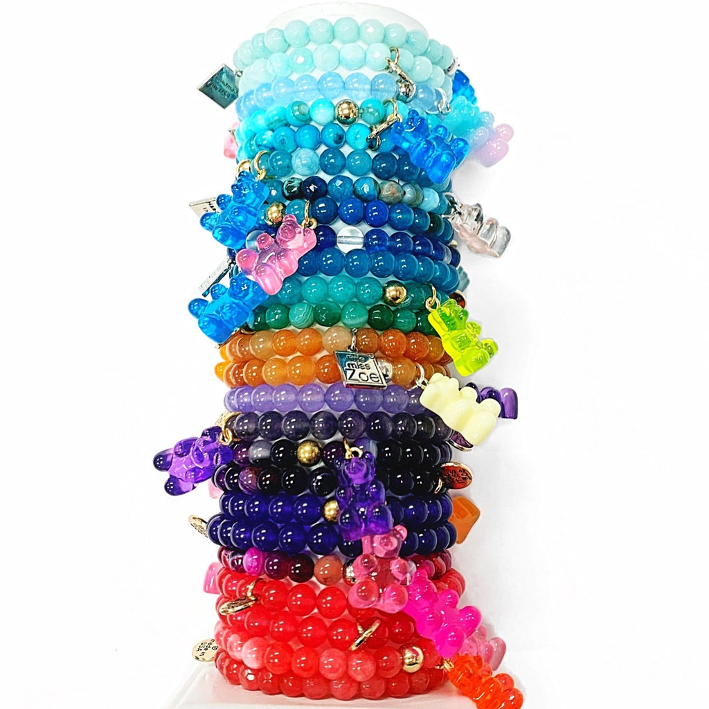 Little Miss Zoe Gummy Bear Bracelet