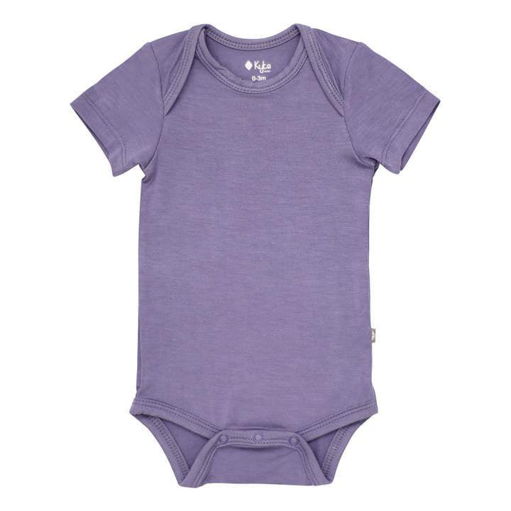 Kyte Baby Bodysuit - Orchid