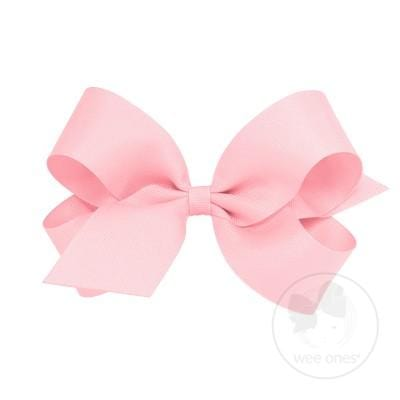 Wee Ones Light Pink Bow
