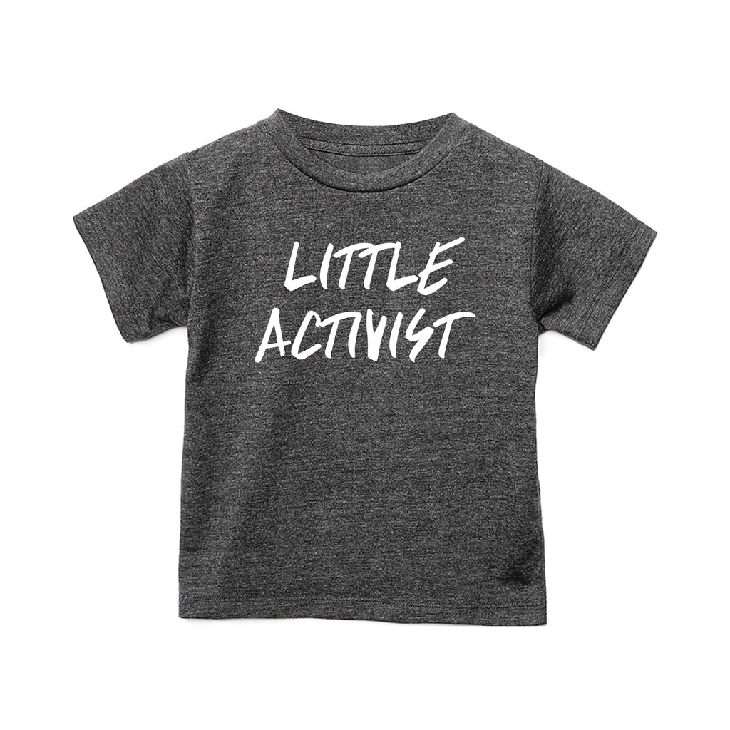 Love Bubby Tee - Little Activist