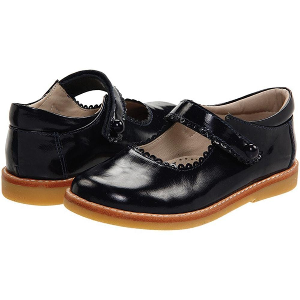 Elephantito Mary Janes - Navy