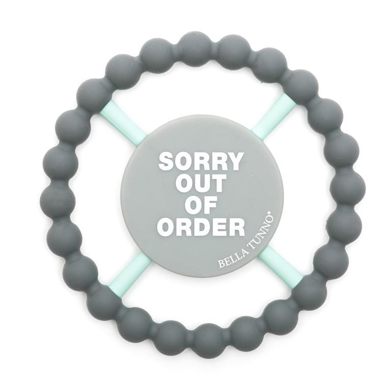 Bella Tunno Happy Teether- Out of Order
