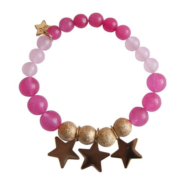 Henny and Coco Etta Bracelet - Pink