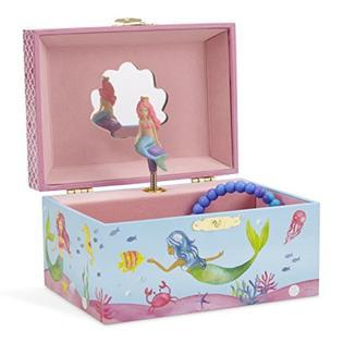 Jewelkeeper Musical Jewelry Box