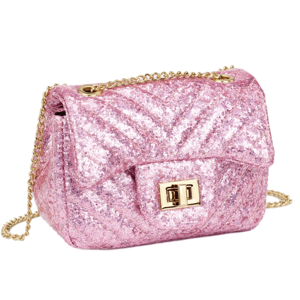 Henny and CoCo Cross Body - Rose