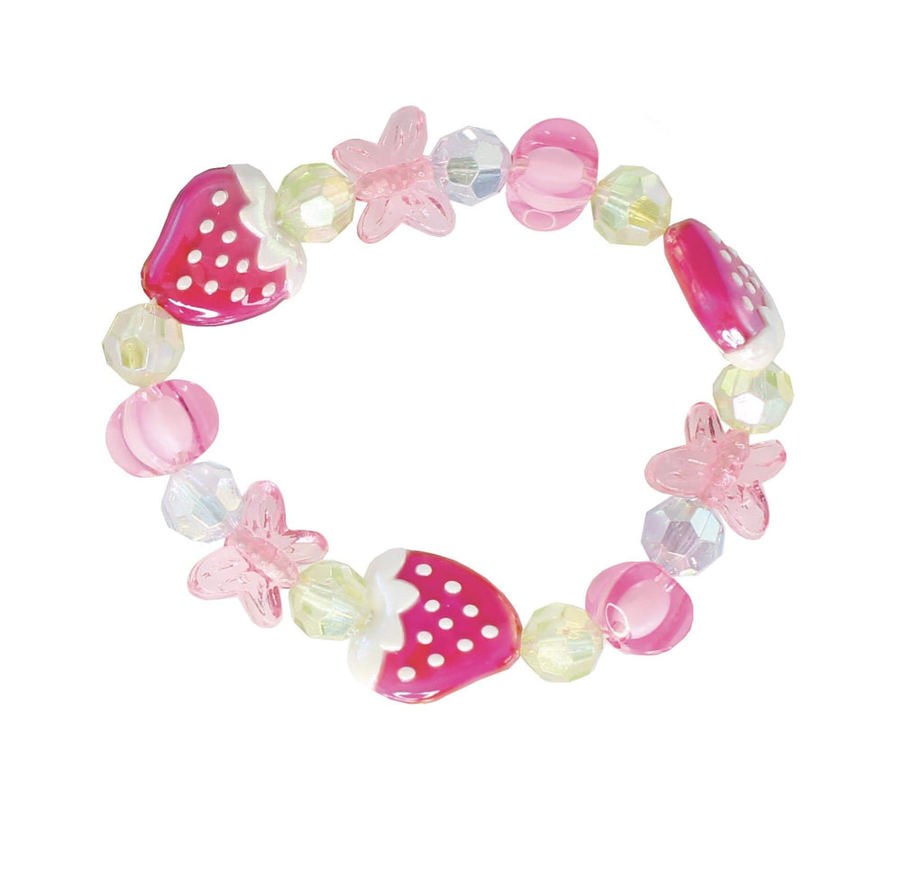 Great Pretenders Very Merry Strawberry Bracelet