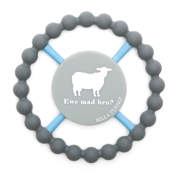 Bella Tunno Happy Teether- Ewe Mad