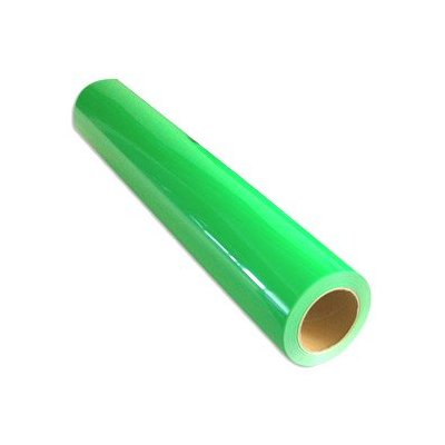 Neon Green Premium Heat Transfer Vinyl CAD Cut and Easy Weed HPU