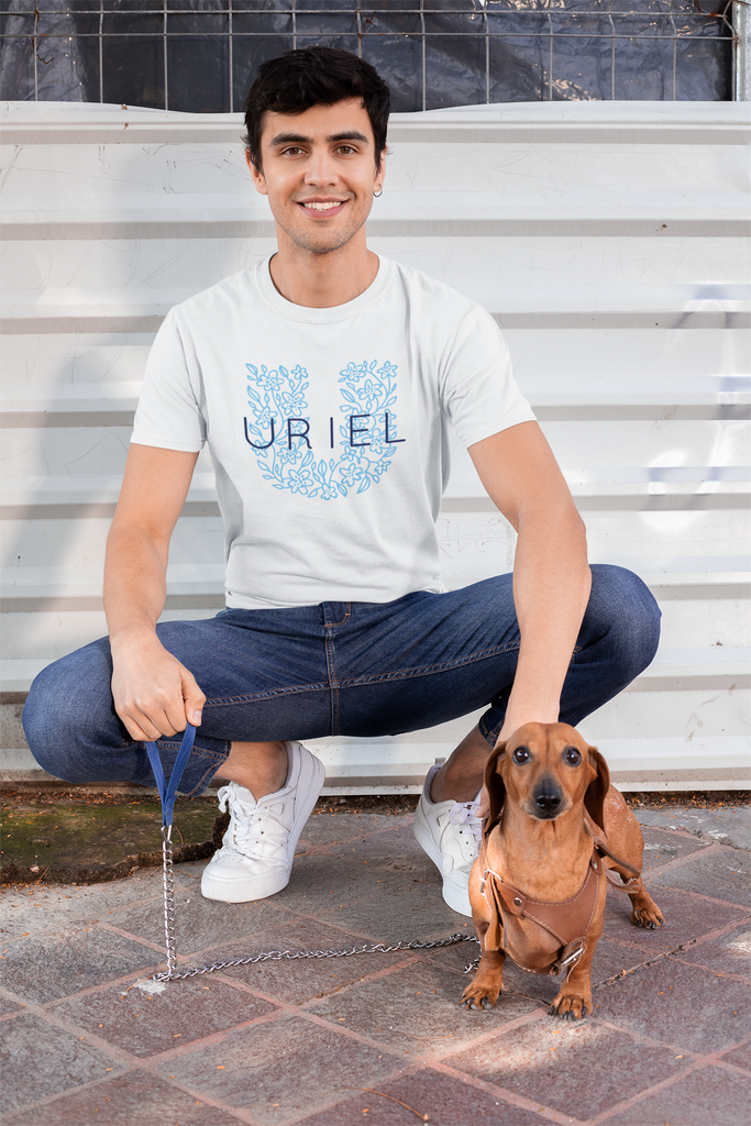 Uriel Short-Sleeve T-Shirt - mariiadesignshop