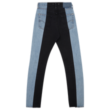 E. L. V. DENIM - High-Rise Twin (light & black)