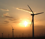 Research Sustainability of Wind and Water Power