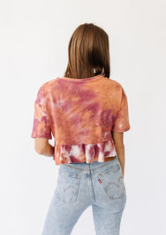Mix It Up Tie Dye Tee