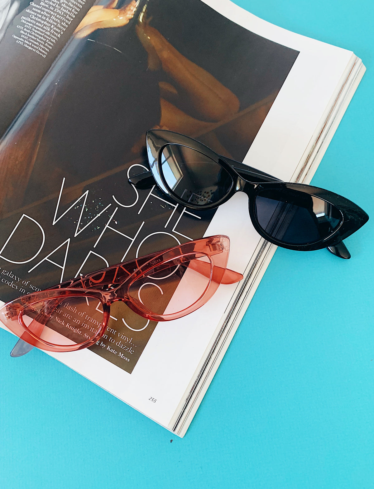 Dazed Babe Sunnies// Pink
