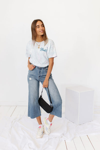 Never Say Never Denim Pant