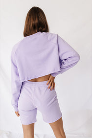 Summer Sundays Short// Lilac *RESTOCKED*