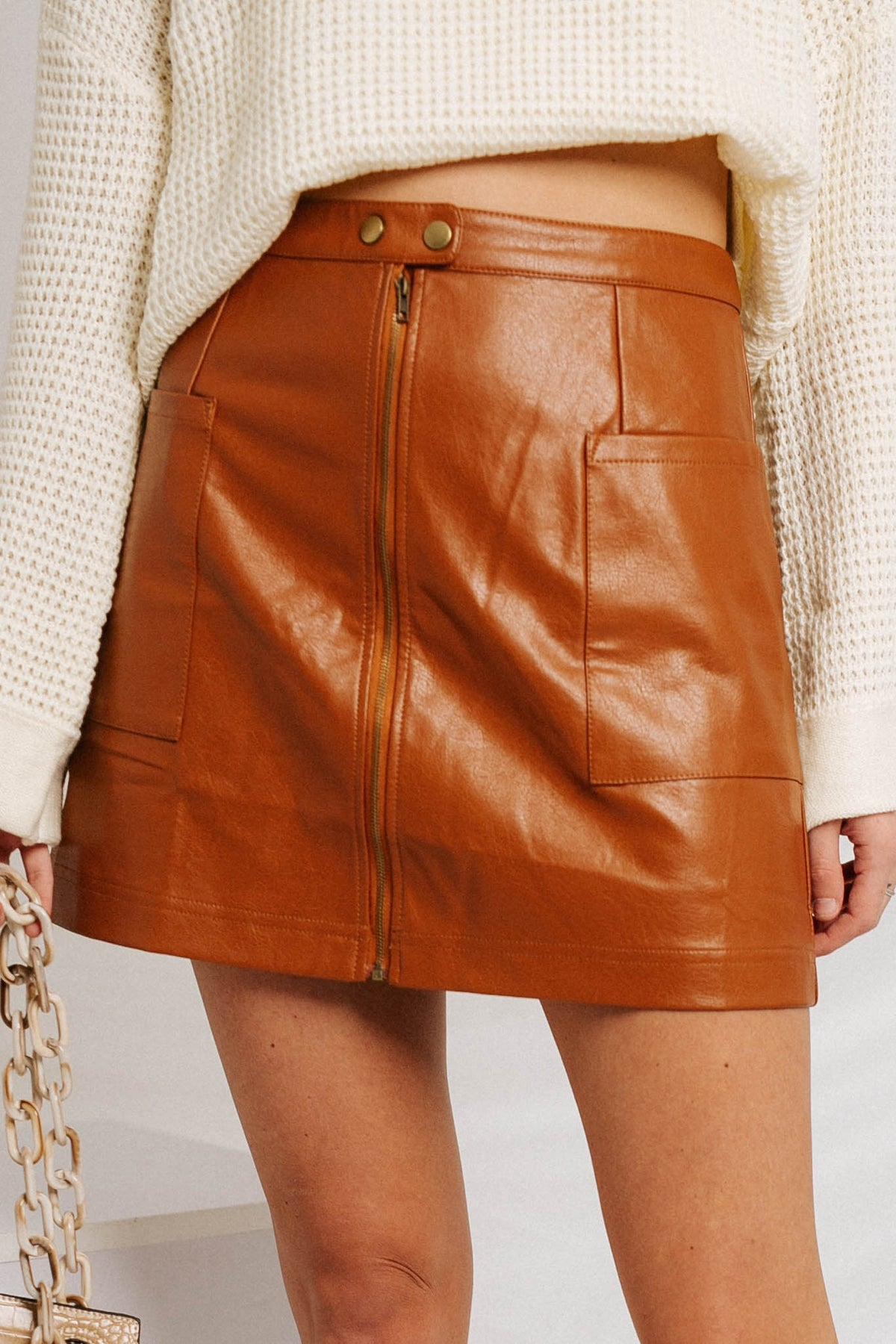 Empire State Of Mind Skirt