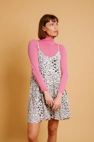 It Girl Leopard Dress