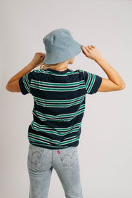 Sure Thing Striped Tee