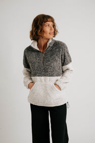 Cozy In a Cloud Pullover Jacket