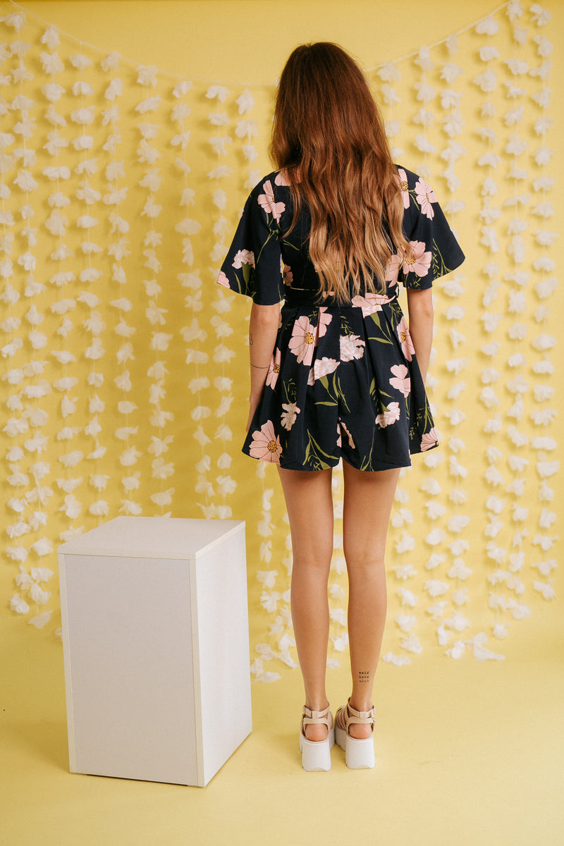 Give Her Flowers Romper