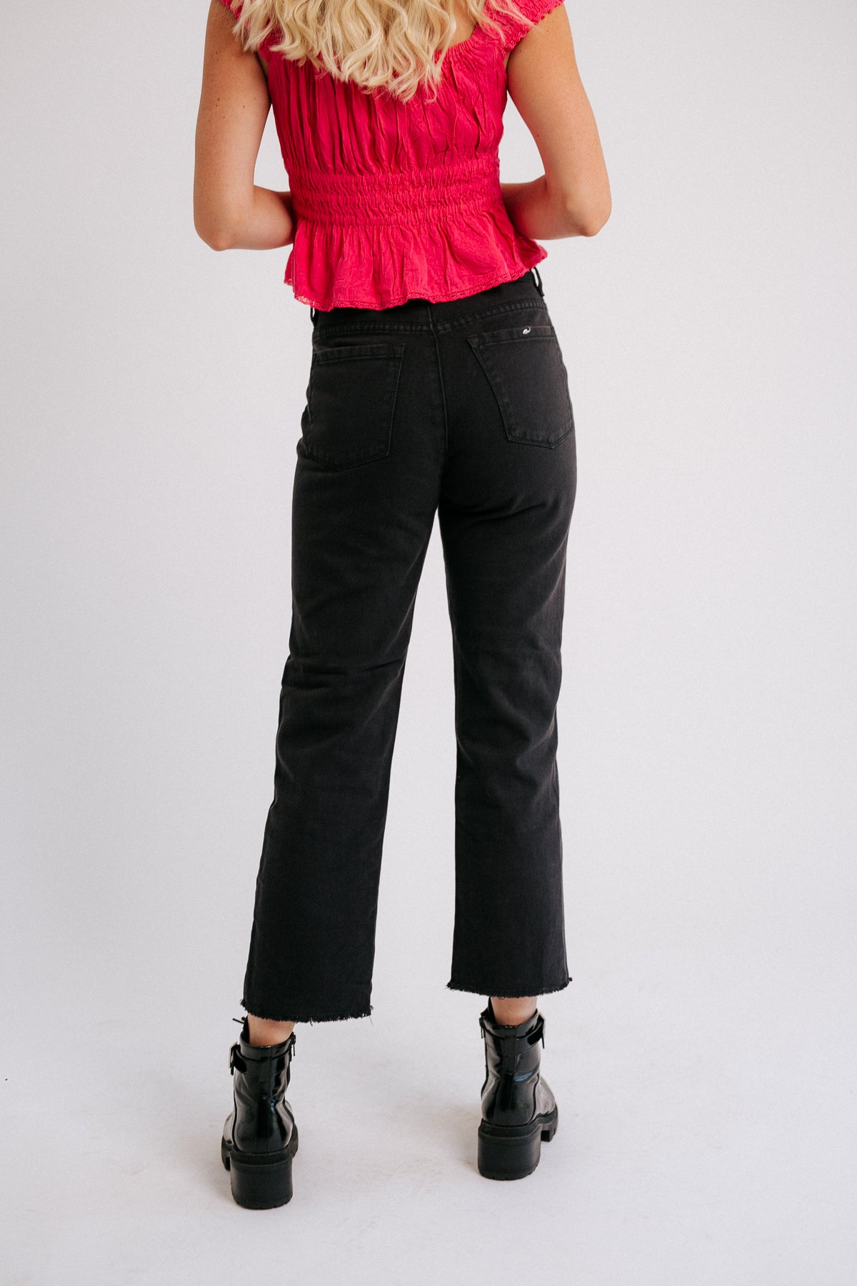 Skyline Black Denim Pant